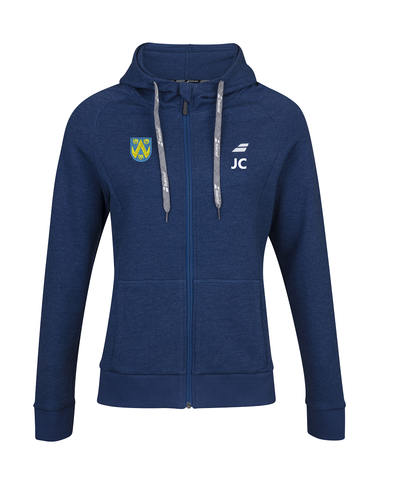 Shropshire Junior Girls Exercise Full Zip Hood