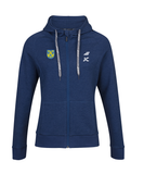 Shropshire Women's Exercise Full Zip Hood