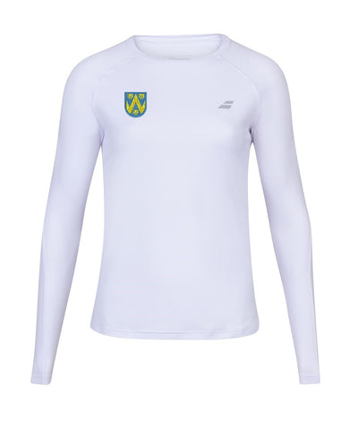 Shropshire Womens Long Sleeve Tee
