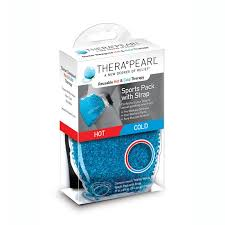 TheraPearl Sports Hot and Cold Pack with Strap