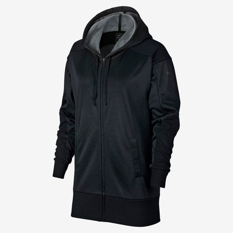 Nike  Dry  Women's  Full-Zip  Training  Hoodie