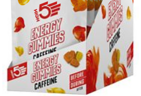 Gummies Caffeine Tropical
