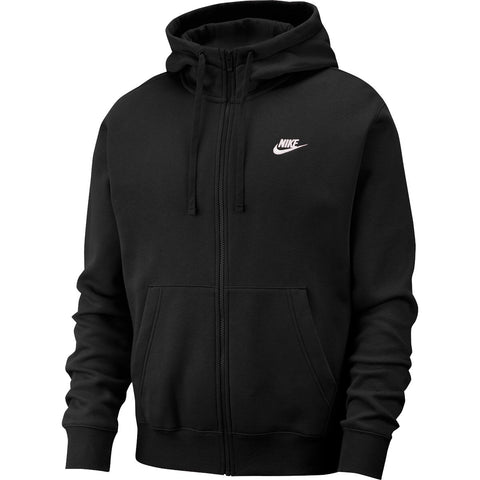 Men's Full-Zip Hoodie Nike Sportswear Club Fleece