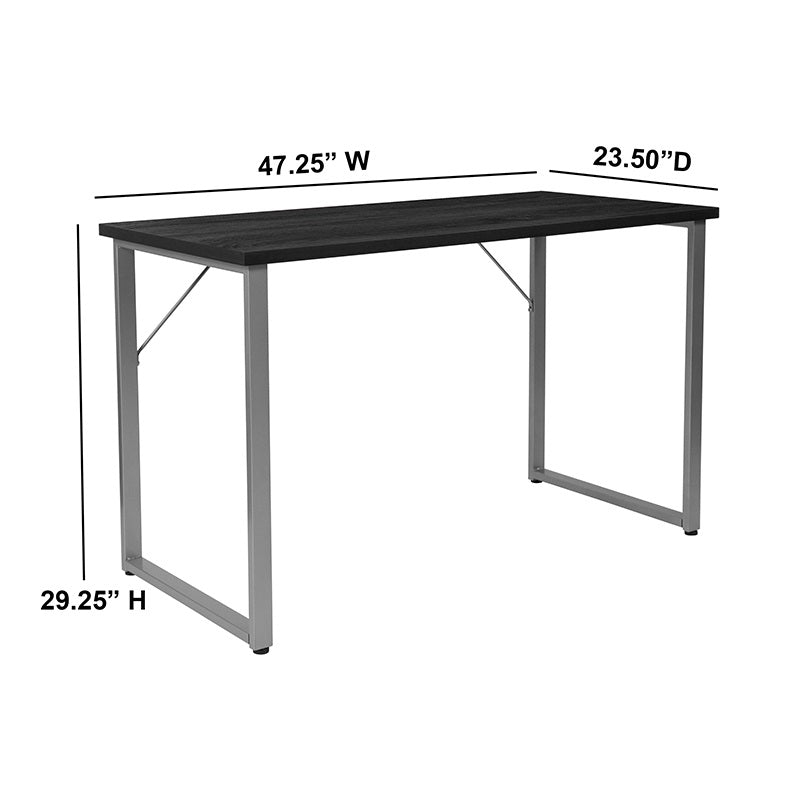 Flash Furniture NAN-JN-21721-GG Harvey Computer Desk