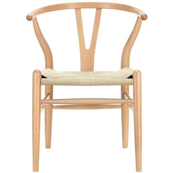 Modway Furniture EEI-552 Amish Dining Wood Armchair Natural