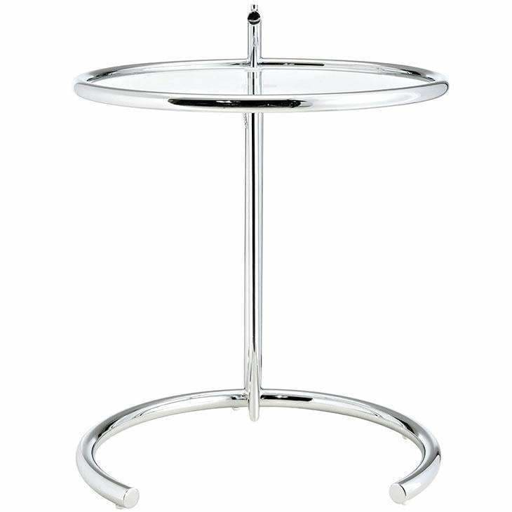 Modway Furniture, Modway Furniture EEI-125-SLV Eileen Gray Side Table,