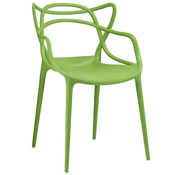 Entangled Dining Armchair EEI-1458-GRN GREEN