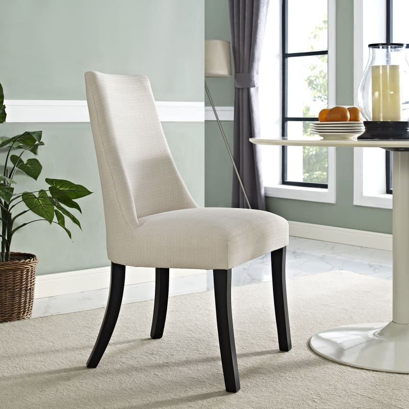 Modway Furniture Reverie Dining Side Chair Beige EEI-1038-BEI