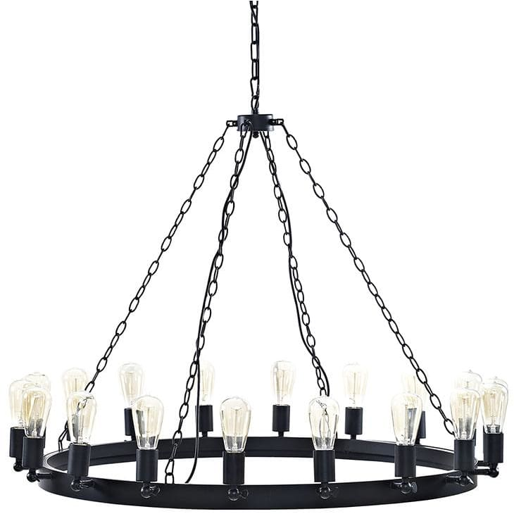 Modway Furniture Teleport 43 Chandelier EEI-2117-BRN in Brown - Home & Garden > Lighting > Lighting Fixtures > Chandeliers