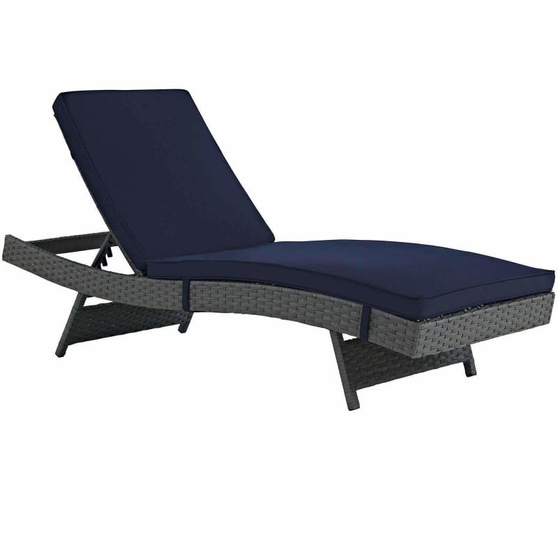 Modway Furniture, Modway EEI-1985 Sojourn Outdoor Patio Sunbrella® Daybed,