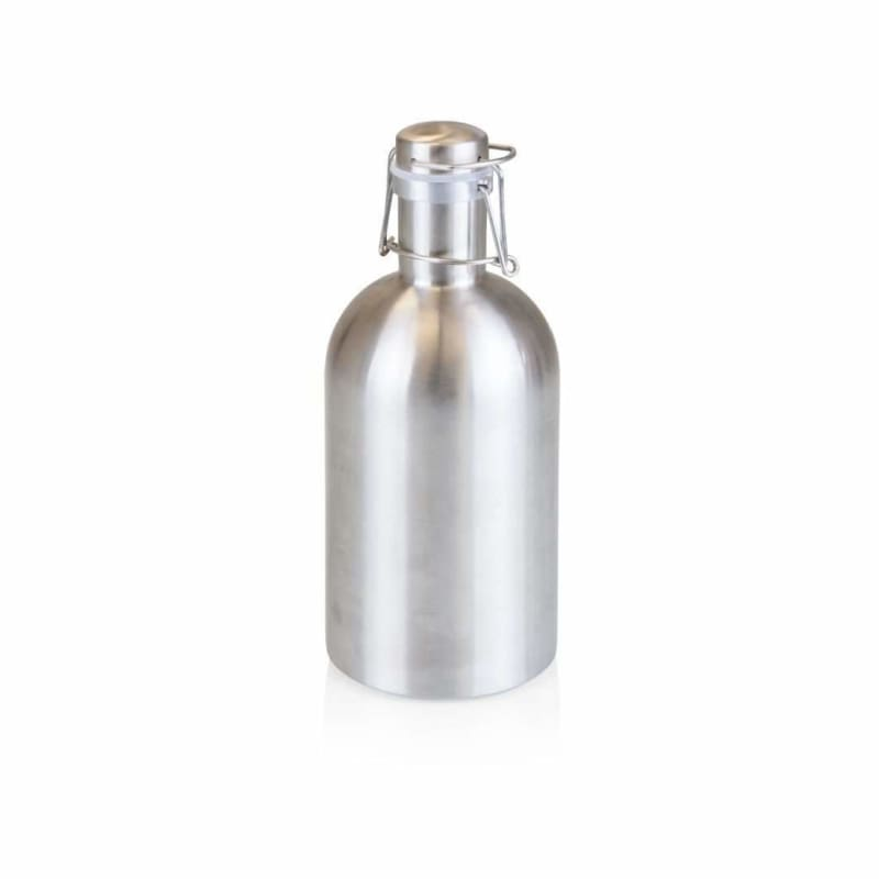 Picnic Time, Picnic Time 102-00 Stainless Steel 64-oz. Growler,