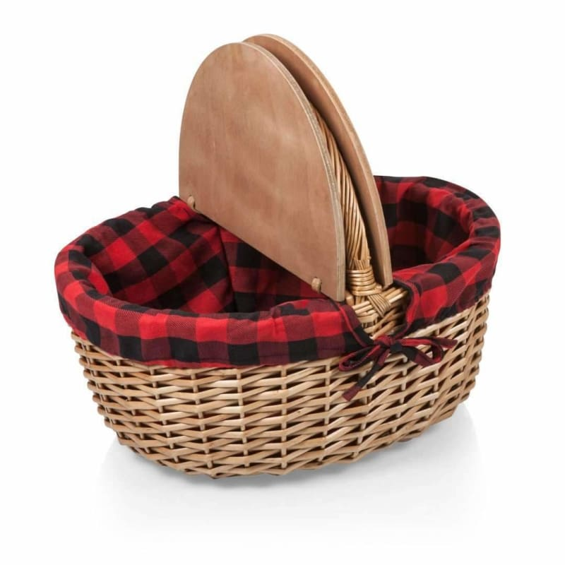 Picnic Time, Picnic Time 138-00-300 Country Picnic Basket,