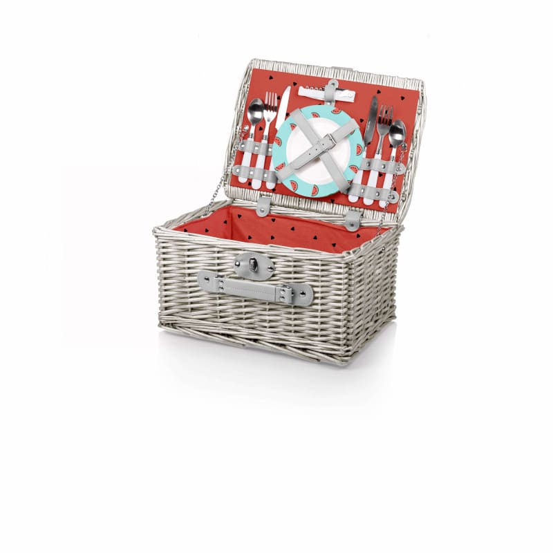 Picnic Time, Picnic Time 140-10-319 Catalina Basket Watermelon,