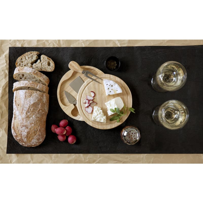 Picnic Time Brie Cheese Board & Tools Set 878-00-505