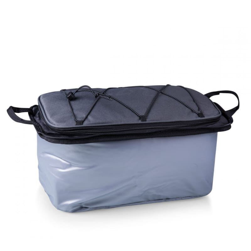 Picnic Time 750-00-175 Buccaneer Portable Charcoal BBQ & Cooler Tote - Home & Garden > Kitchen & Dining > Kitchen Appliances > Outdoor