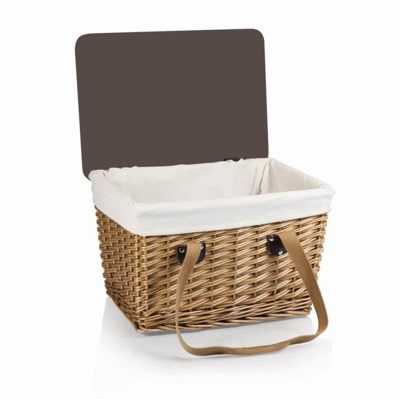 Picnic Time Canasta Wicker Basket 118-00