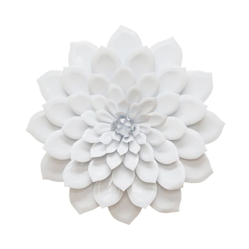 Stratton Home Decor SHD0018 Wall Hanging Layered Flower