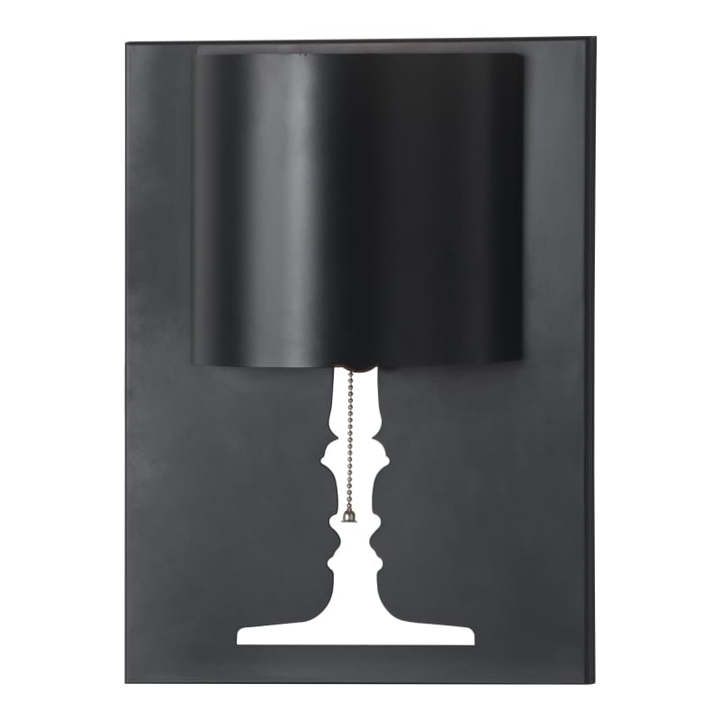 Zuo Modern Dream Wall Lamp Black 50403