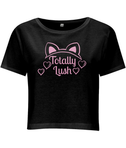 Totally Lush Cropped T-shirt