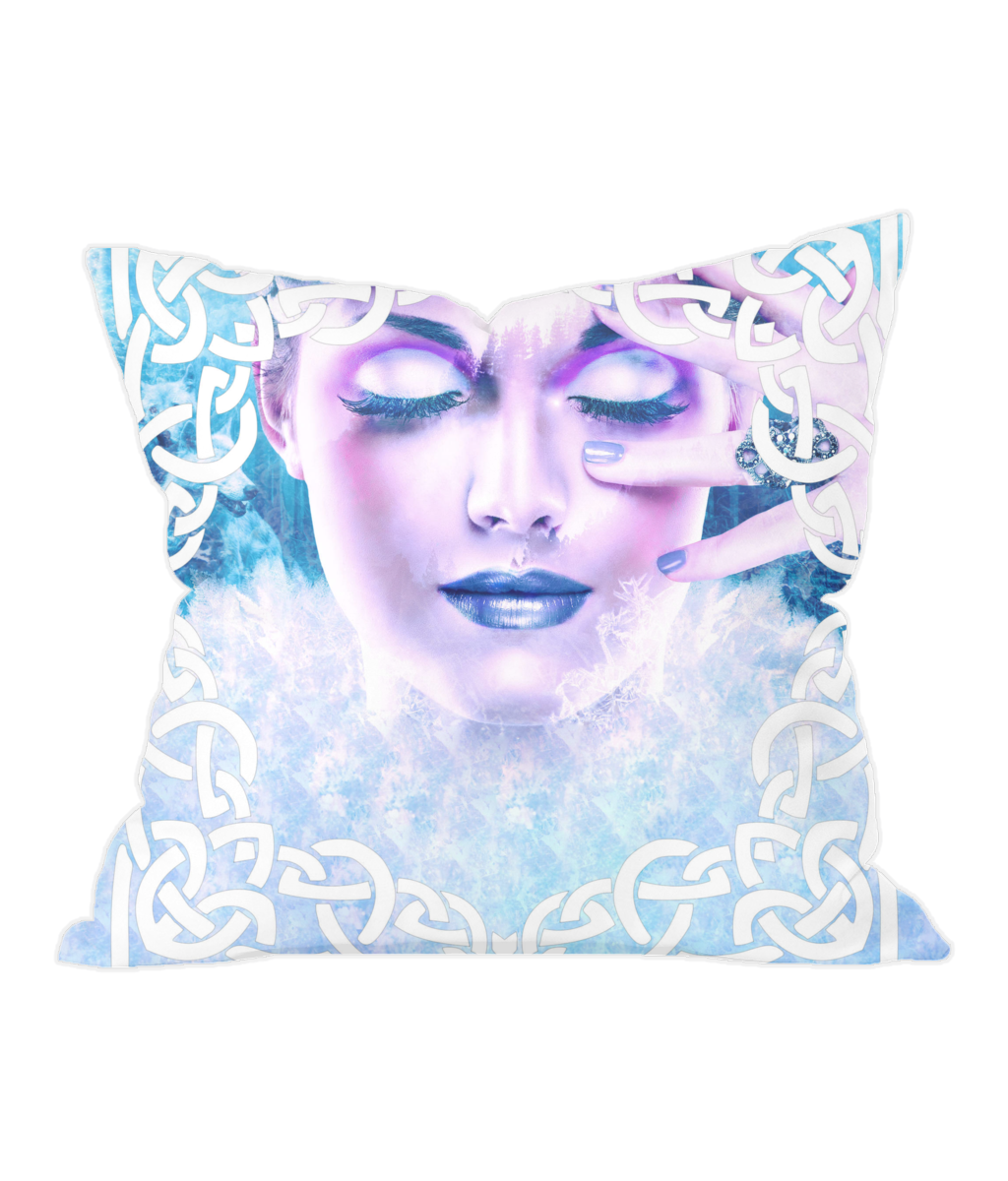 Totally Lush Crystal Night Throw Cushion