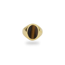 JAMESTOWN TIGER EYE (oval)