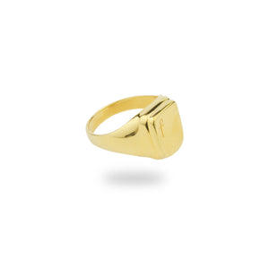 GOLD REDCHURCH RING