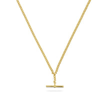 GOLD DE BEAUVOIR ONE NECKLACE CHAIN