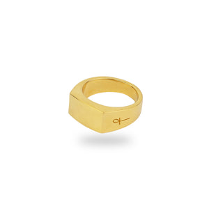 GOLD MONTPELIER RING