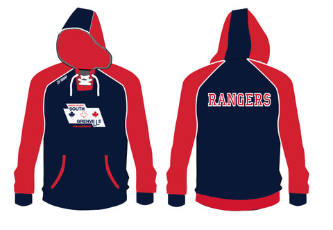 SG Rangers - Embroidered Hoodie