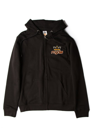 Kemptville Royals Cotton Blend ZIP Hoodie