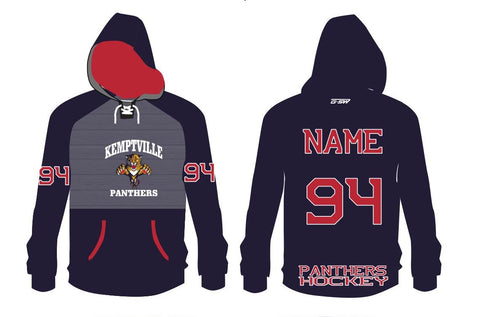 KEMPT. Panthers - Custom Sublimated Hoodie