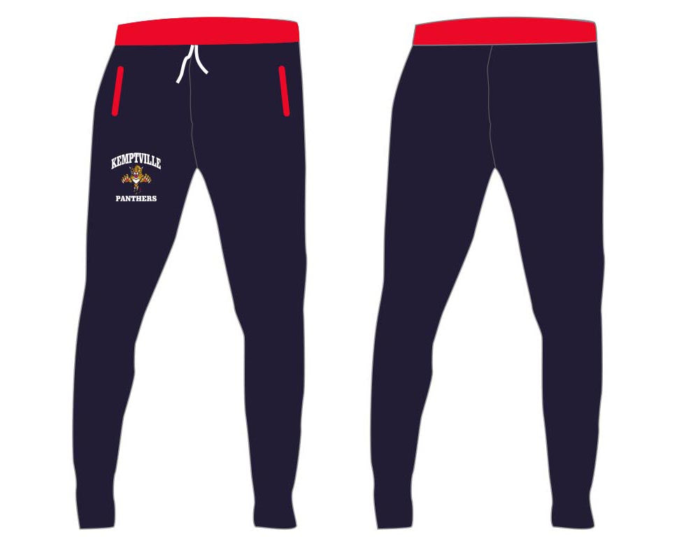 Panthers - Custom Sweatpants - Inventory