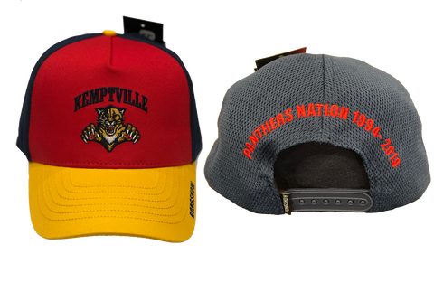 KEMPT. Panthers - Gongshow Hat - Collector's Edition