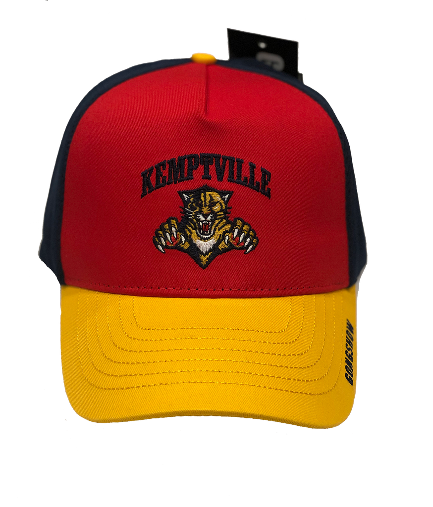 Panthers - Gongshow Hat - Collector's Edition - Inventory