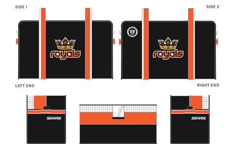Kemptville Royals Hockey bag