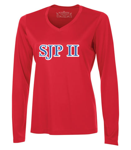 SJP - T-shirt Performance Manche Longues