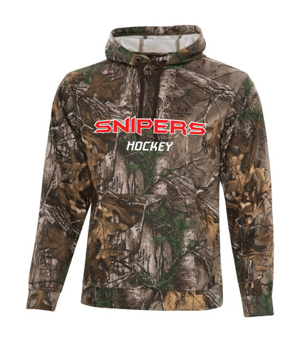Snipers - Camo Hoodie
