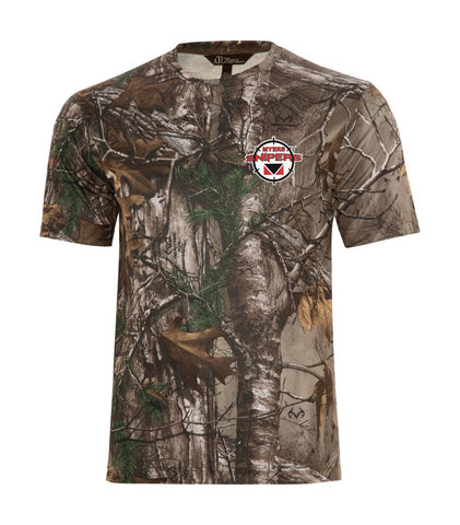 Snipers - Camo Performance Tee