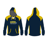 Warriors - Embroidered Hoodie