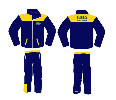 Warriors- Lightweight Suit