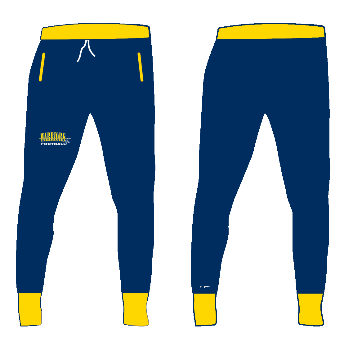 Warriors - Sweat Pants
