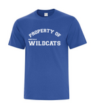 Wildcats - ATC Cotton T-shirt