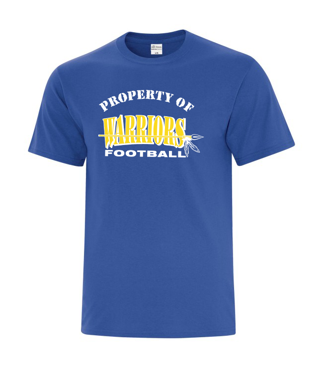 Warriors - ATC Cotton T-shirt