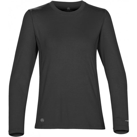 WOMEN'S LOTUS H2X-DRY L/S PERFORMANCE TEE