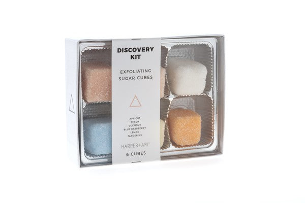 Discovery Kit 6 Cube Gift Box