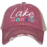 Lake Mode Women's Trucker Hats