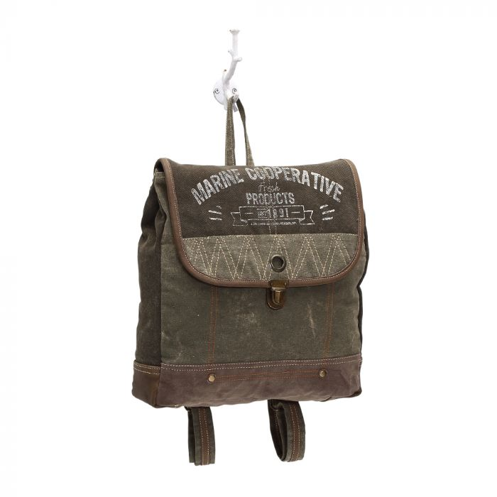MARINE COOPERATIVE MINI BACKPACK BAG