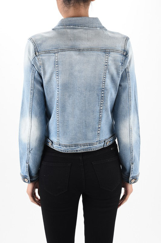 Denim Jacket - KC9042L