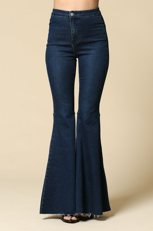 Super Flared Bell Bottom Jeans