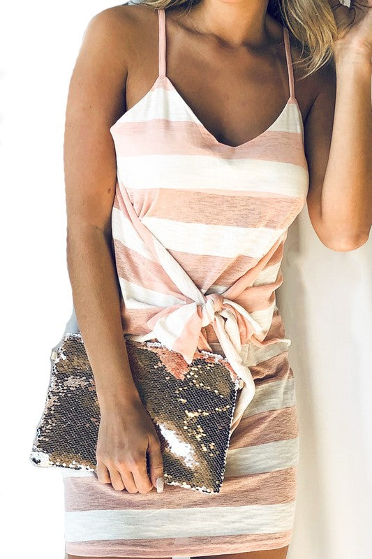 & The Why Peach Tank